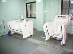 1階浴室(機械浴)
