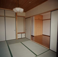 Cタイプ居室